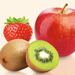 Composite image - Fruit