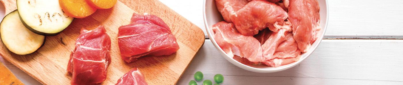 Premium ingredients for pet food